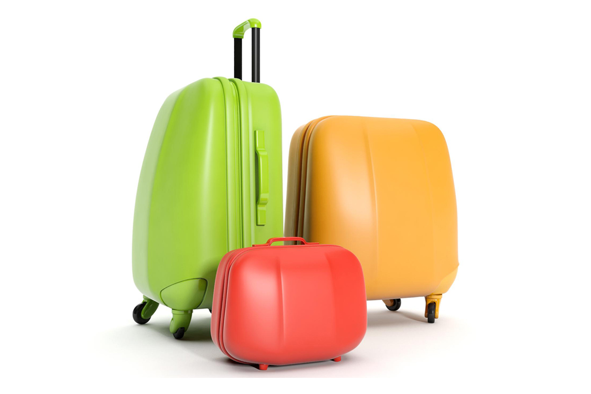 Koffer reinigen