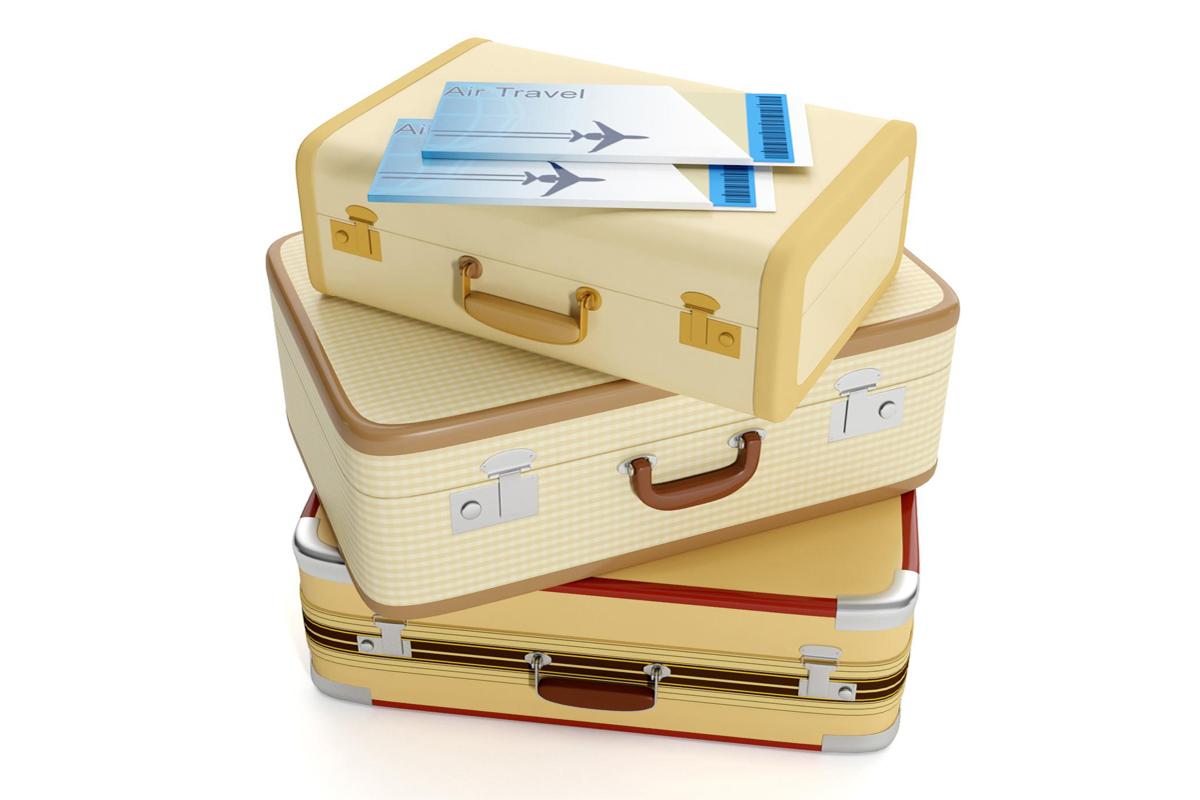 Vor Reise eine Packliste zusammenstellen
