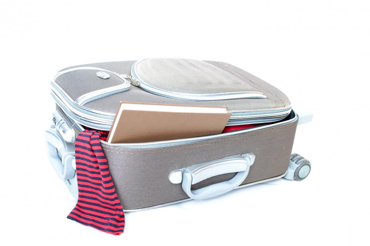 Koffer Vortaschen