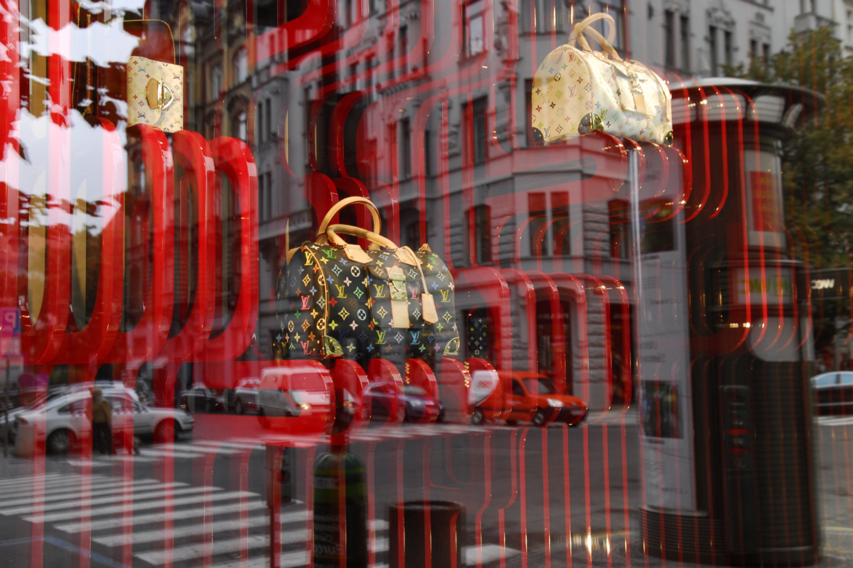 Die Kunst des Packens by Louis Vuitton