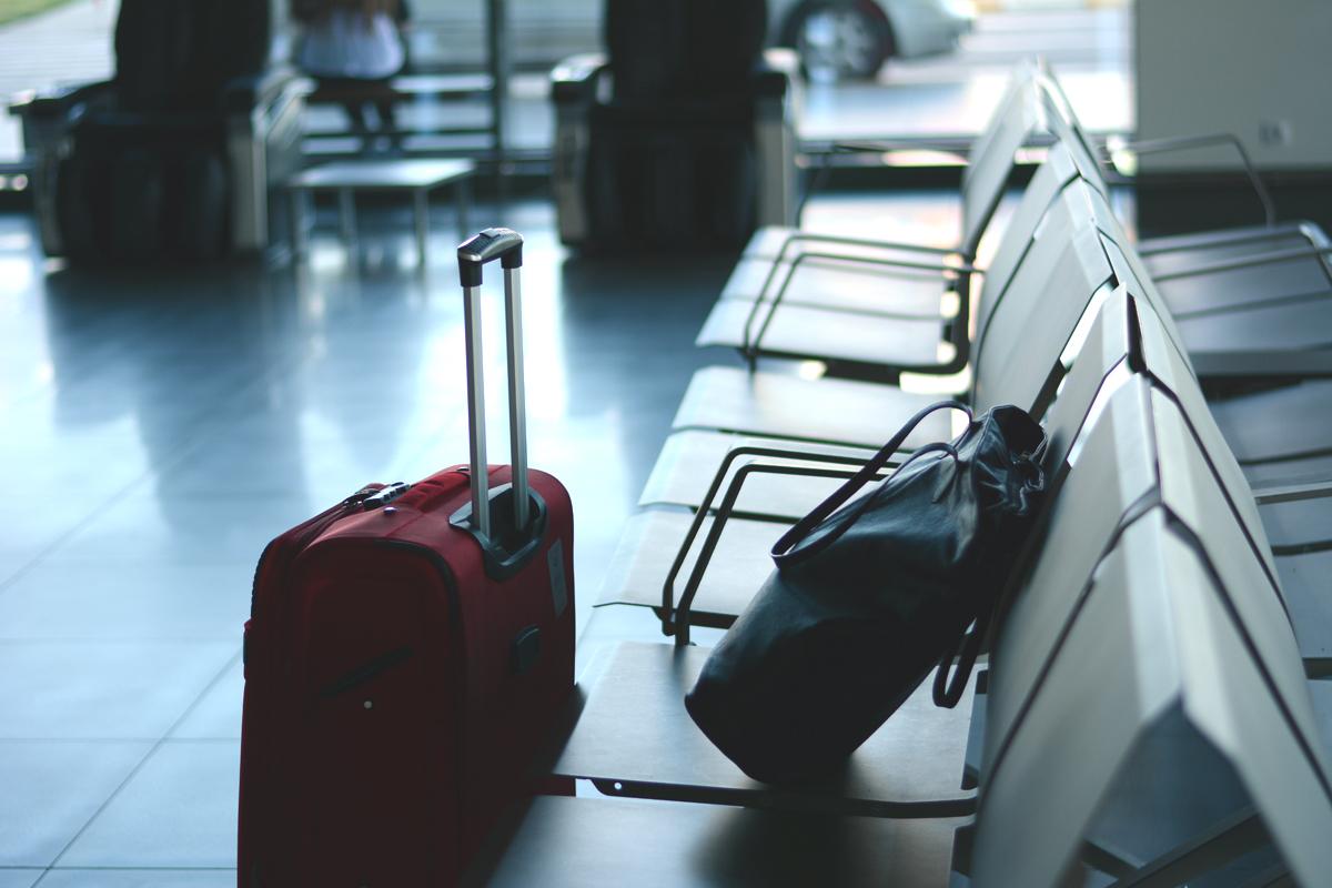 So reist der Reisekoffer ins Flugzeug