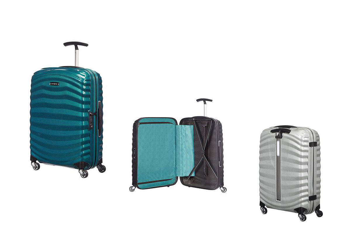 Trolley-Serrie Lite Shock von Samsonite