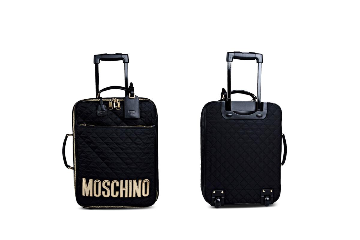 Kultkoffer von Moschino