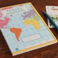 Reise-Tagebuch von dir für dich