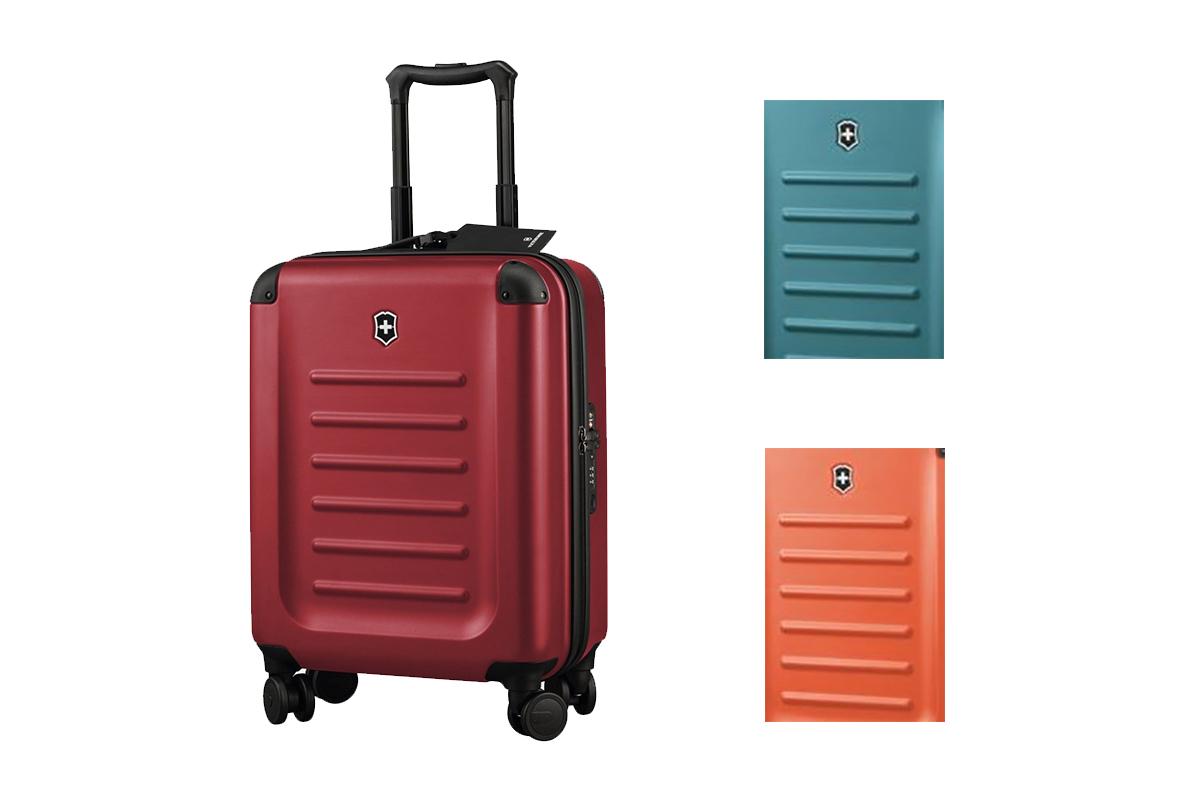 victorinox spectra 2 0 wendig und robust koffer taschen. Black Bedroom Furniture Sets. Home Design Ideas